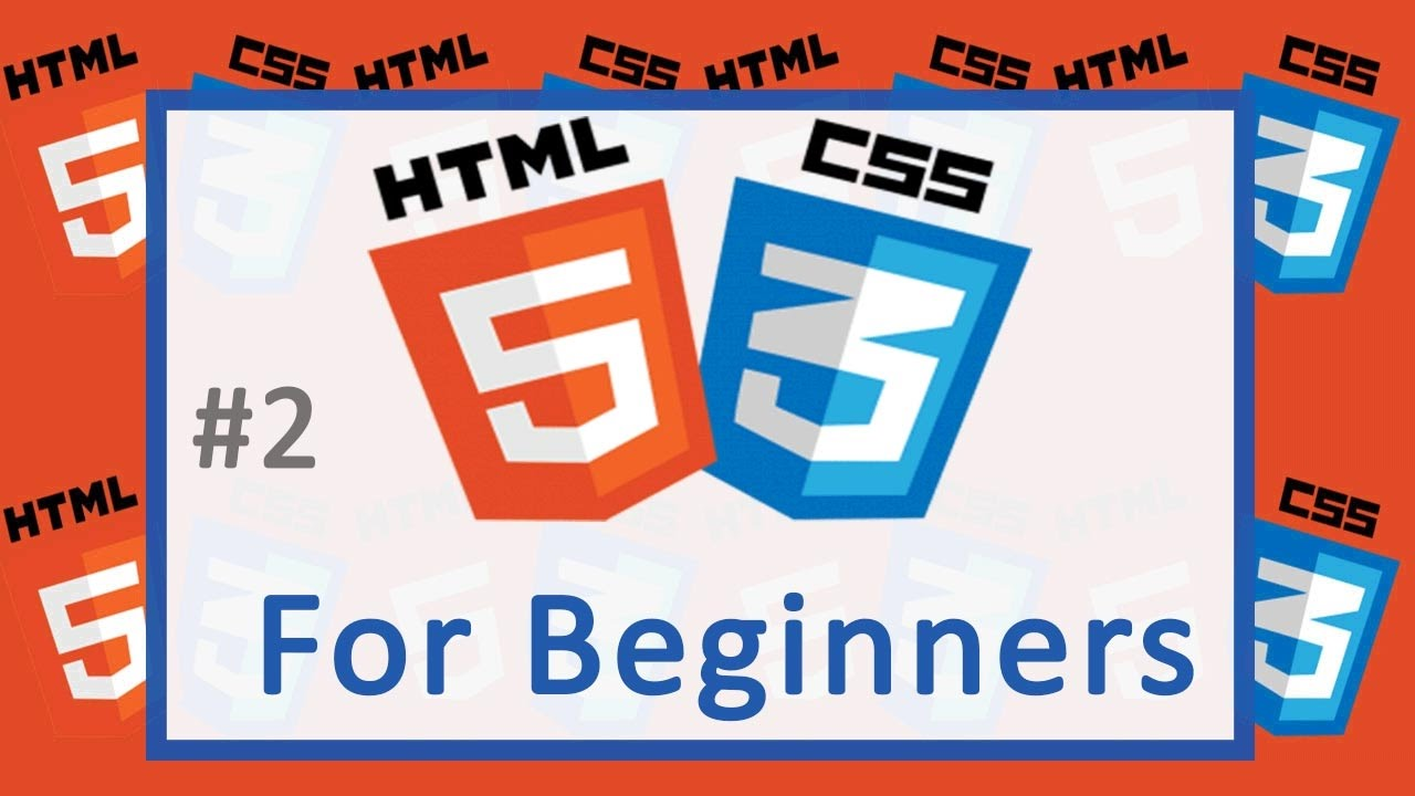 2 Choose your Text editor for HTML and CSS