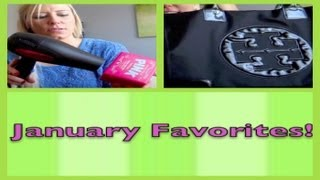 52 Weeks Of Beauty - 2013 Week 4 - Beauty, Fashion & Other January Favorites!