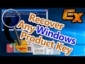 Recover Any Windows 7/8/10 Product Key (Serial)
