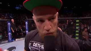 the notorious conor mcgregor spit your game hd ufc 189 promo highlights by combat world