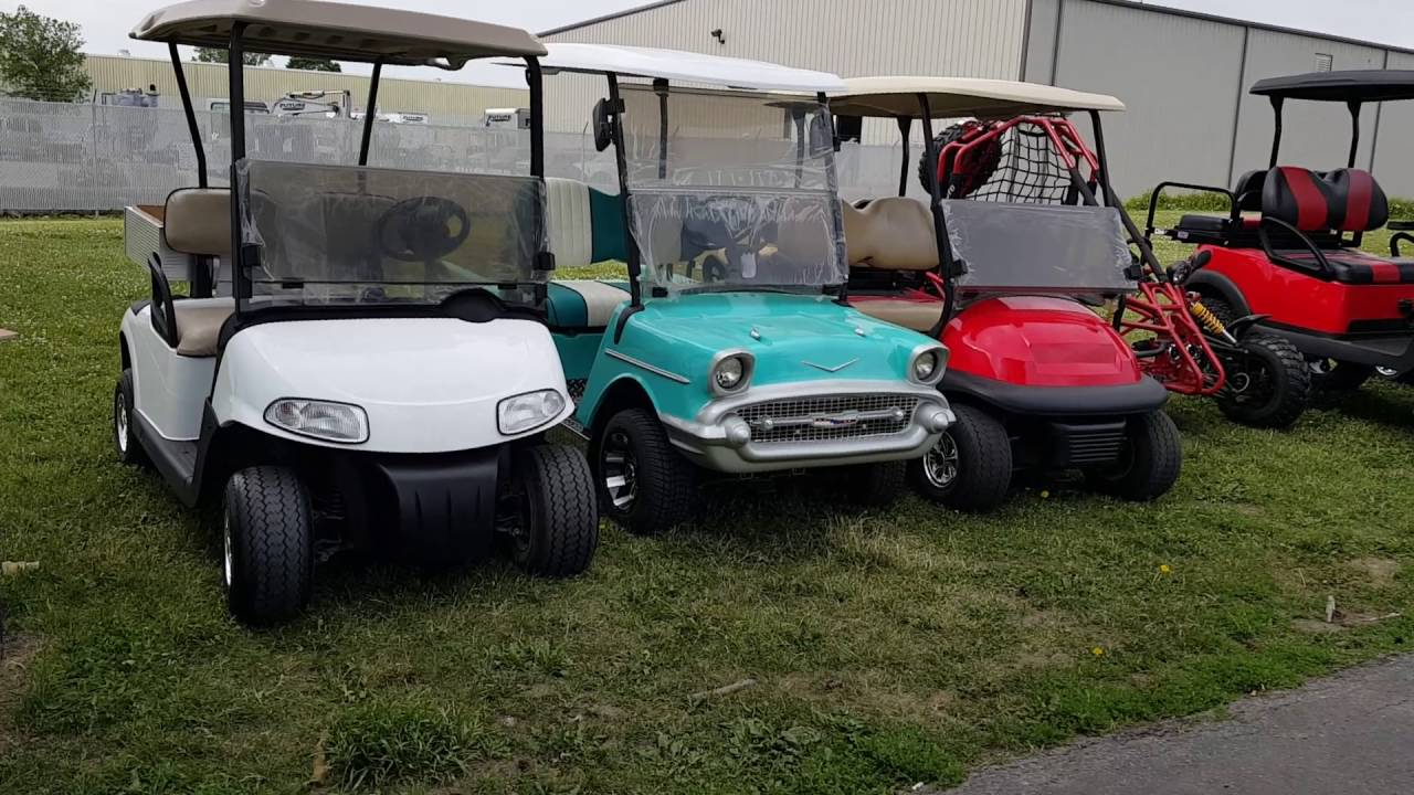 Huge Golf Cart Sale Custom Carts Club Car Precedent Nationwide