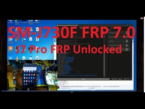 Samsung J7 Pro J730F 7 0 Frp Unlock With Sboot || 100