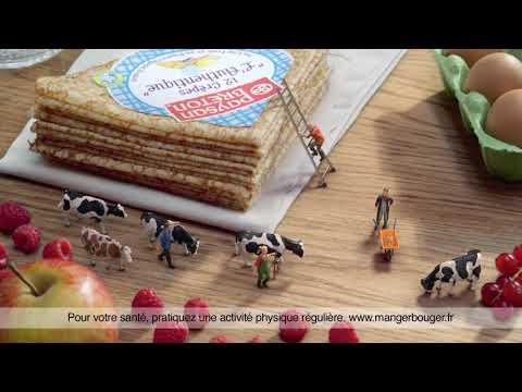 Vidéo Nouvelle publicité Paysan Breton 2019