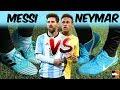 Neymar Or Messi? Who Has The Best Boots! NJR Vapor XI Vs Nemeziz 17.1 - Ultimate Boot Battle