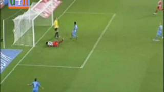 Olympiakos-Slovan Bratislava 2-0(Luis Santo Diogo)