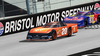 Outlaws @ Bristol Motor Speedway | NR2003 LIVE STREAM EP106