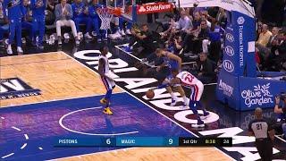 1st Quarter, One Box Video: Orlando Magic vs. Detroit Pistons