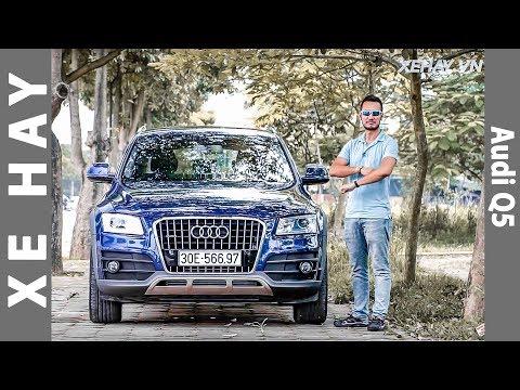 Đánh giá xe Audi Q5 giá 2,6 tỷ tại Việt Nam