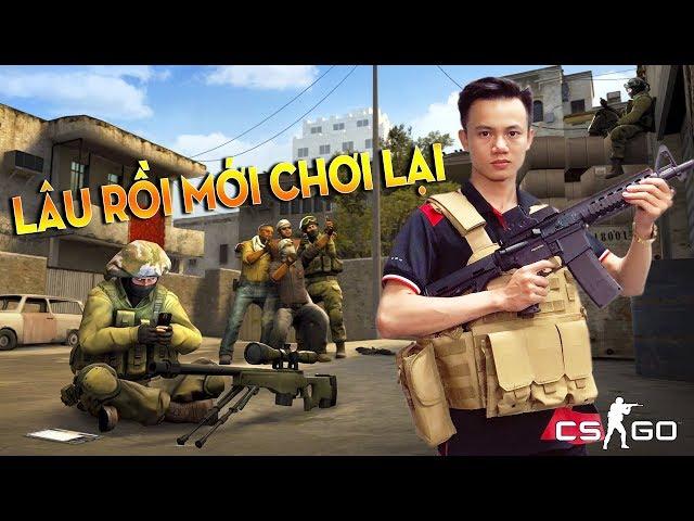 CS:GO - Trở lại chiến trường cùng AWP và M4A1 S - Quang Brave