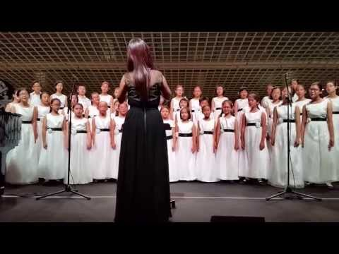 RVPS River Valley Primary School Choir 2015 - Music of the Sea 4of9 [HD]