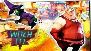 ★ Witch It - Verrückte Hexen und dicke Säufer - Funny Moments! ★