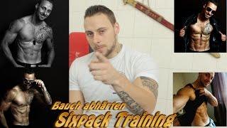 """Sixpack Training """"Bauch abhärten"""" für und in der Kampfkunst / Selbstverteidigung / Kampfsport"""