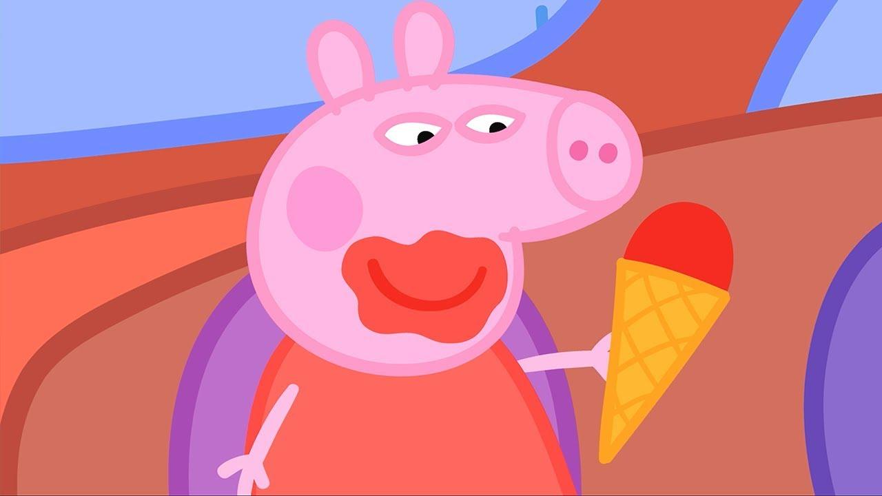 peppa pig terror  PageBDCom