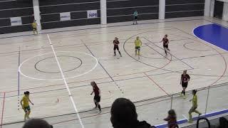 Naisten futsal-liiga 2018-2019 / Ilves FS vs. Ylöjärven Ilves maalikooste 24.11.2018