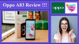 Oppo A83 review by multireview in