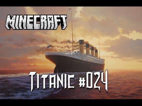 minecraft wir bauen die titanic 024 hd jetzt spannen wir ein drahtseil youtube. Black Bedroom Furniture Sets. Home Design Ideas