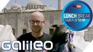 Gift in vermeintlichen Markenklamotten | Galileo Lunch Break