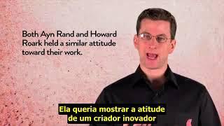 Keith Lockitch - Ayn Rand e Howard Roark sobre o trabalho