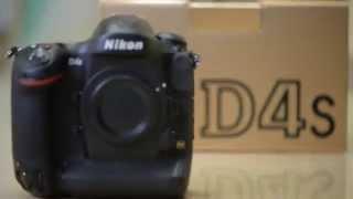 Nikon D4s Unboxing