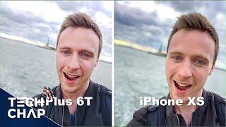 OnePlus 6T vs iPhone XS - Camera Comparison! | The Tech Chap