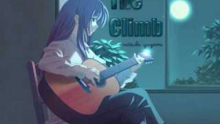 me singing - The Climb (acoustic version)