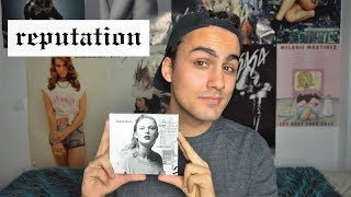 Taylor Swift - Reputation | REVIEW Track by track + CONCURSO | JJ