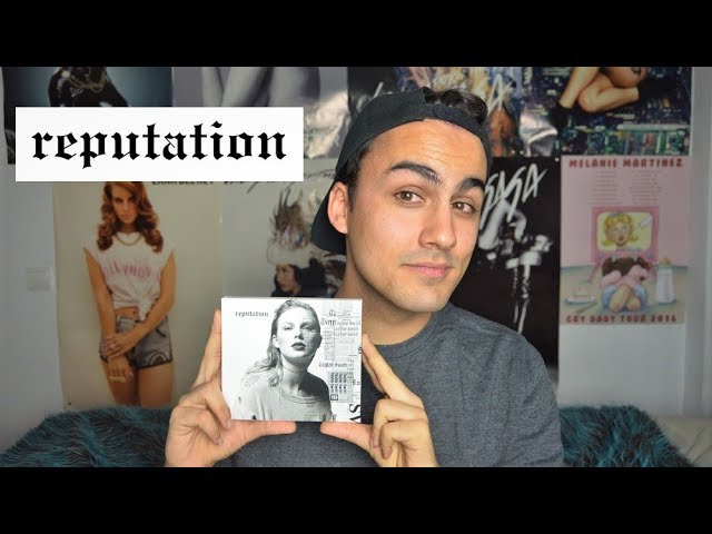 Taylor Swift Reputation Review Track By Track Concurso Jj