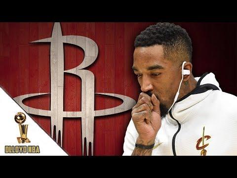 NBA Trade Rumors: Houston Rockets Could TRADE For JR Smith!!!