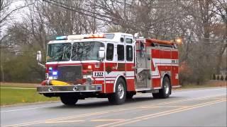 Fire Trucks Responding Best of 2014