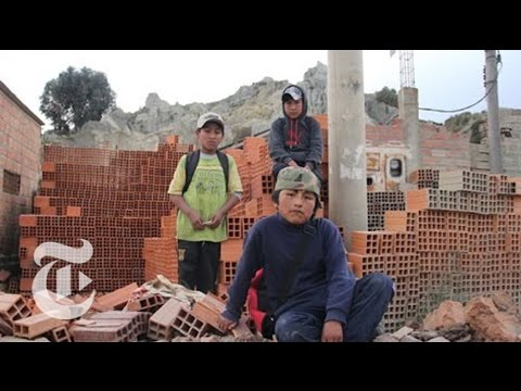 Bolivia's Child Labor: Exploitation or Tradition?   The New York Times
