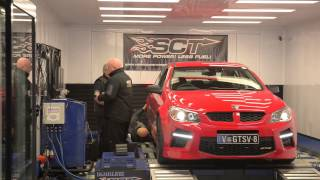 FPV GT-F vs HSV GTS: Definitive Power Test - Wheels