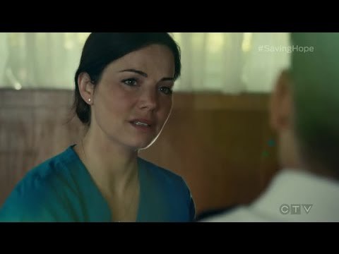 Saving Hope S03E01 Heaven Can Wait Part 1