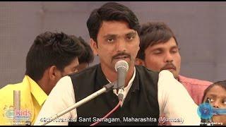 Marathi Song By Ganesh Pimpalkar | 49Th Maharashtra Mumba Nirankari Sant Samagam 2016