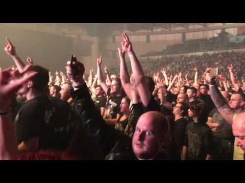 Sabaton-To Hell And Back LIVE IN Bratislava 2017