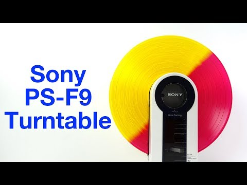 RetroTech: Sony Flamingo PS-F9 Repair & Demo