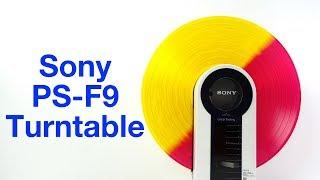 RetroTech: Sony Flamingo PS-F9 Repair & Demo