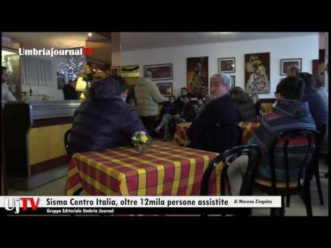 Terremoto Italia Centrale, oltre 12mila persone assistite