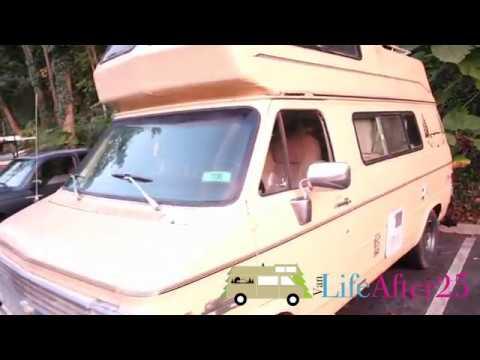 Meet Leanardo - 1984 Chevy Horizon Camper Van Tour: Van Life After 25