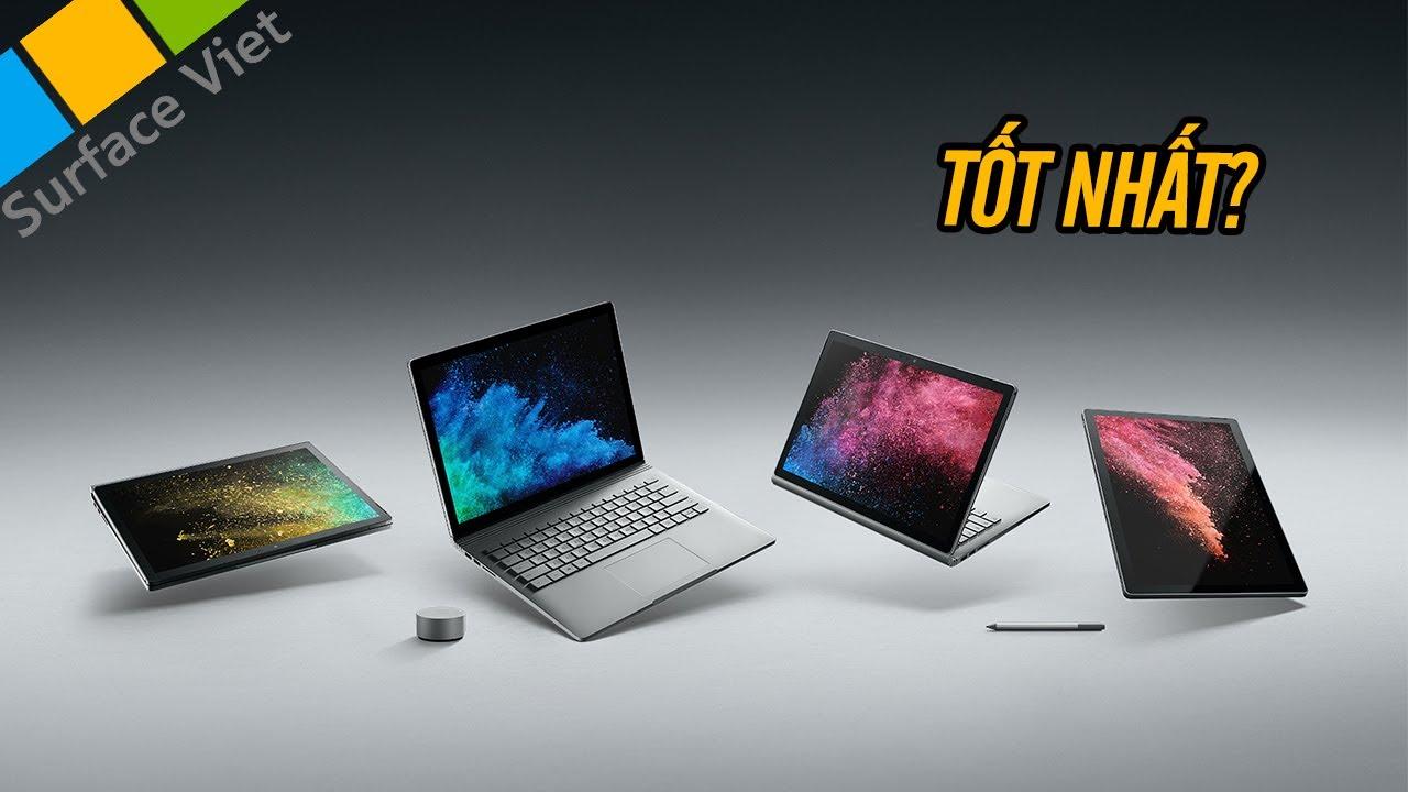 Đâu là chiếc máy tính bảng lai laptop tốt nhất năm 2019?