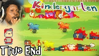 THIS IS HOW IT ENDS!? .. KINDERGARTEN 2!? | Kindergarten #7 (All Monstermon Cards ENDING)