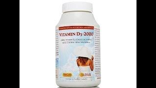Andrew Lessman Vitamin D32000  720 Capsules