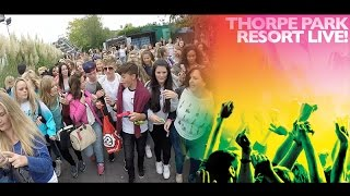 THORPE PARK Resort Live :: The Wrap Party!
