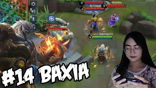 A-Z Hero Challenge | Baxia until I Win in Rank!