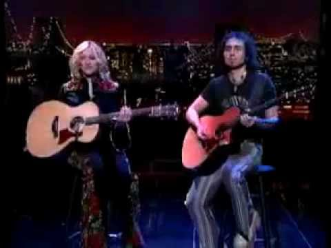 Madonna, Don´t Tell Me (Live at Letterman)