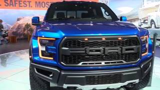 2018 Ford F 150 Raptor SuperCrew Limited Luxury Features | Exterior and Interior | First Look HD