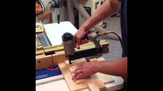 Diy Router Table Coping Sled