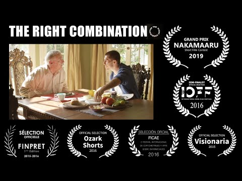 Award-winning short film - The Right Combination (日本語字幕)
