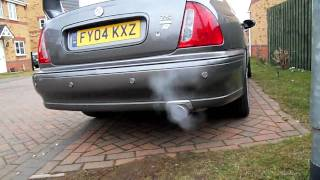 MG ZS 180 Piper Exhaust.MP4