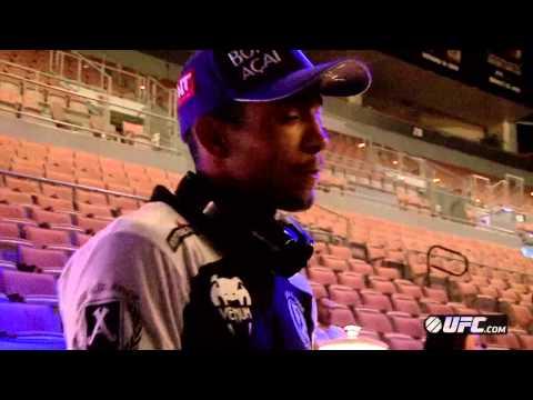 UFC 156:  ALDO'S FIGHT WEEK:  PART 2