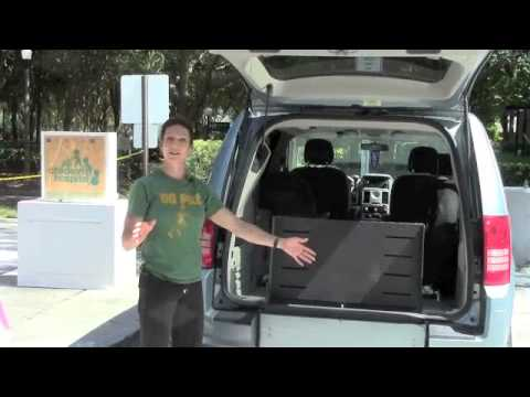 Rear Entry Handicap Van Is Life Changing Simple Safe Strong